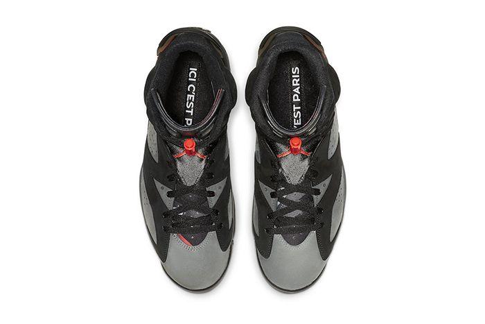 Air Jordan 6 Psg Paris Saint Germain Ck1229 001 Release Date Top Down