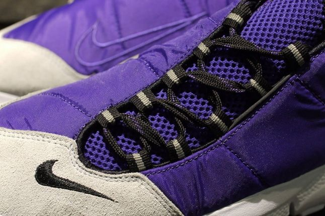 Nike Air Footscape Motion Grey Purple Toe Midfoot 1