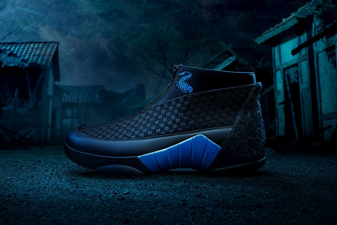 Laika X Air Jordan 15 Kubo And The Two Strings7