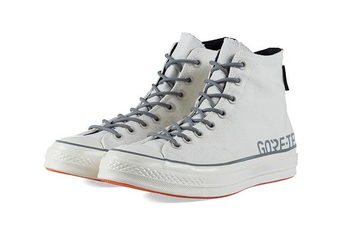 Carhartt Converse Chuck 70 White Front Angle 3
