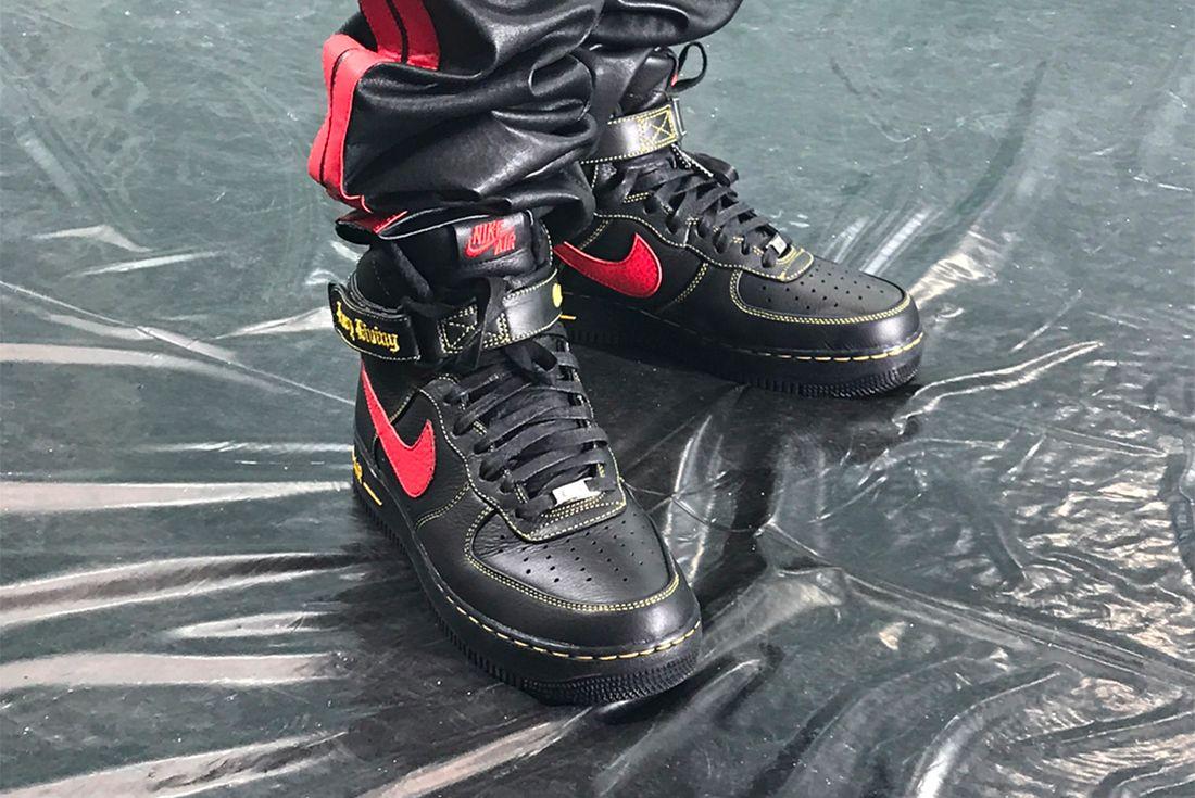 Vlone X Nike Air Force 1 1