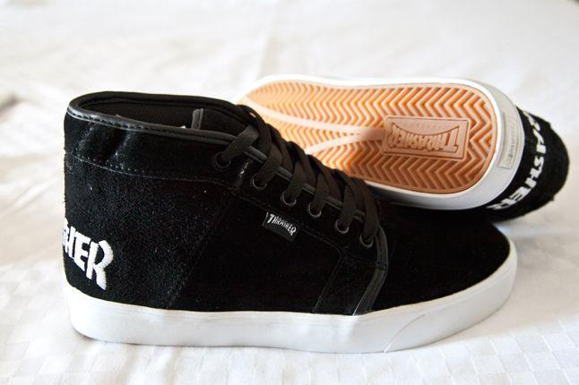 Kicks Lab Thrasher Size 7 2 1