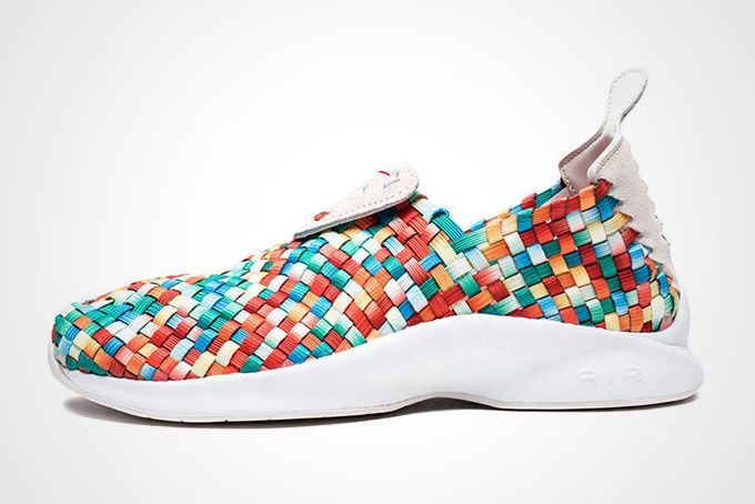 Nike Air Woven Multi Colour Thumb