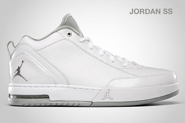 Jordan Ss White 1