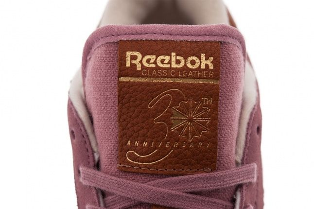 Reebok Classic Leather Suede Win Tongue Detail 1