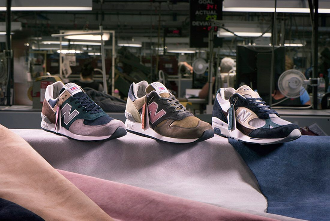 New Balance Nb Made In England Surplus Pack 1