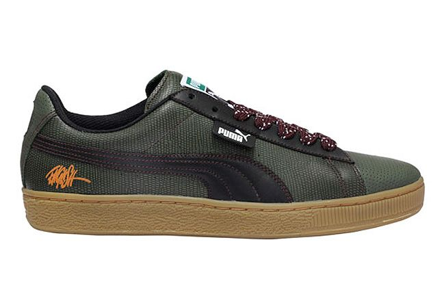 Ron English Puma Suede 5 1