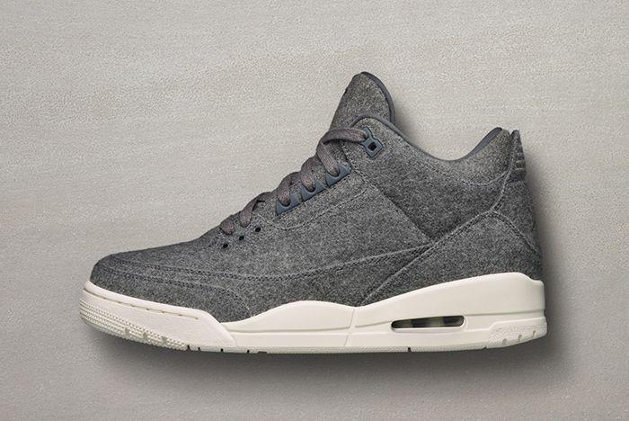Air Jordan 3 Wool10