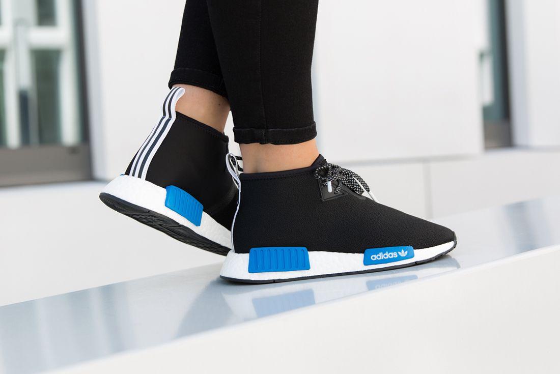 Porter X Adidas Nmd Chukka 2