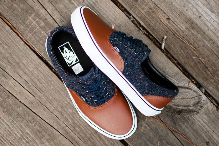 Vans Era Wool Leather3