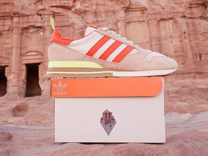árabe Fortaleza ruptura  The Wadi Rum Ultra Inspired size?'s 'Jordan' adidas ZX 500 - Sneaker Freaker