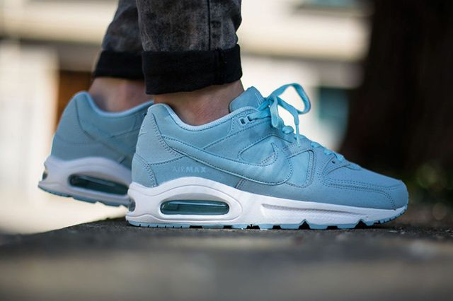 Nike Air Max Command Island Green