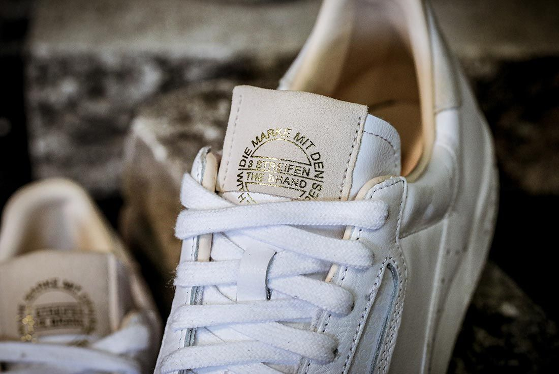 Adidas Continental Home Of Classics Tongue Branding
