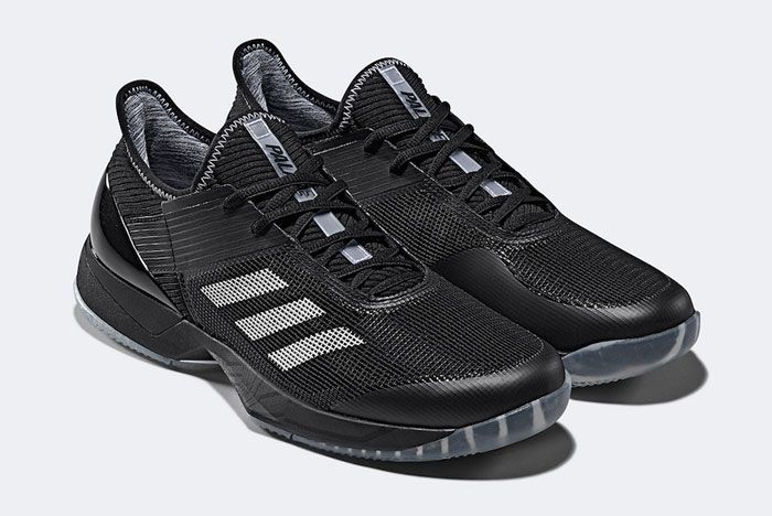 Adidas Palace Ubersonic Black Front Side