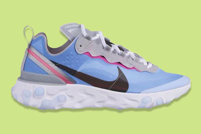 Nike React Element 87 2019 Blue