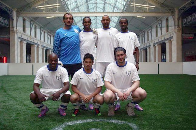 Nike Paris City Cup 6 1