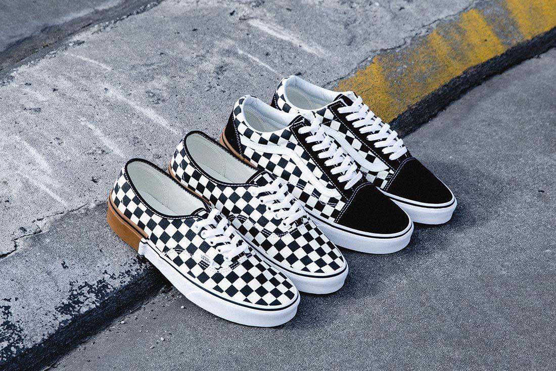 Vans Checkerboard Pack