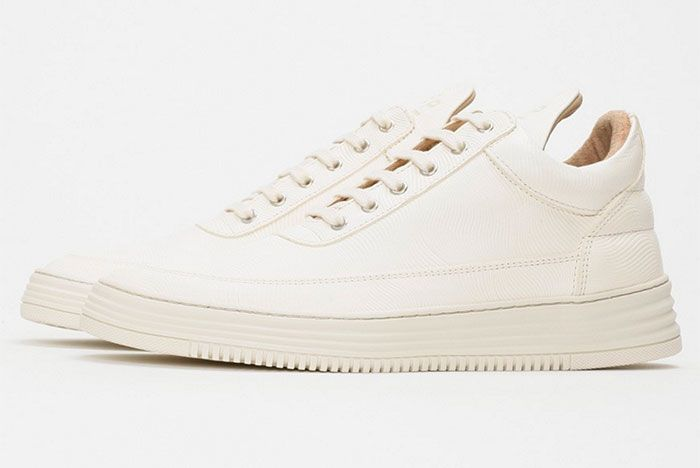 Filling Pieces Low Top 3