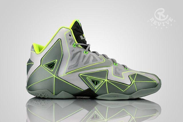 Revive Customs Nike Lebron 11 Vector 4