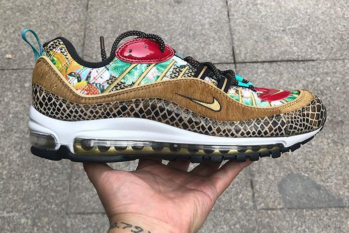 Nike Air Max 98 Chinese New Year First Look 1