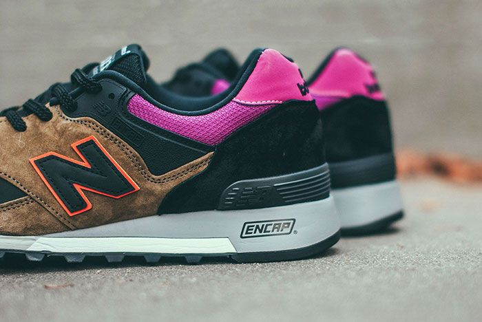 New Balance 577 Kpo Heel Detail