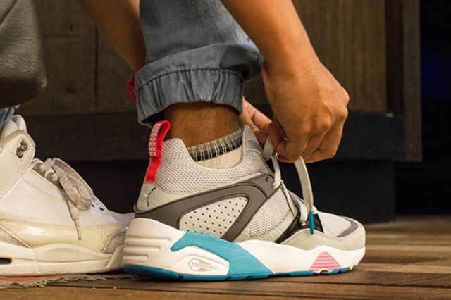 Puma Blaze Of Glory Crossover Launch 10