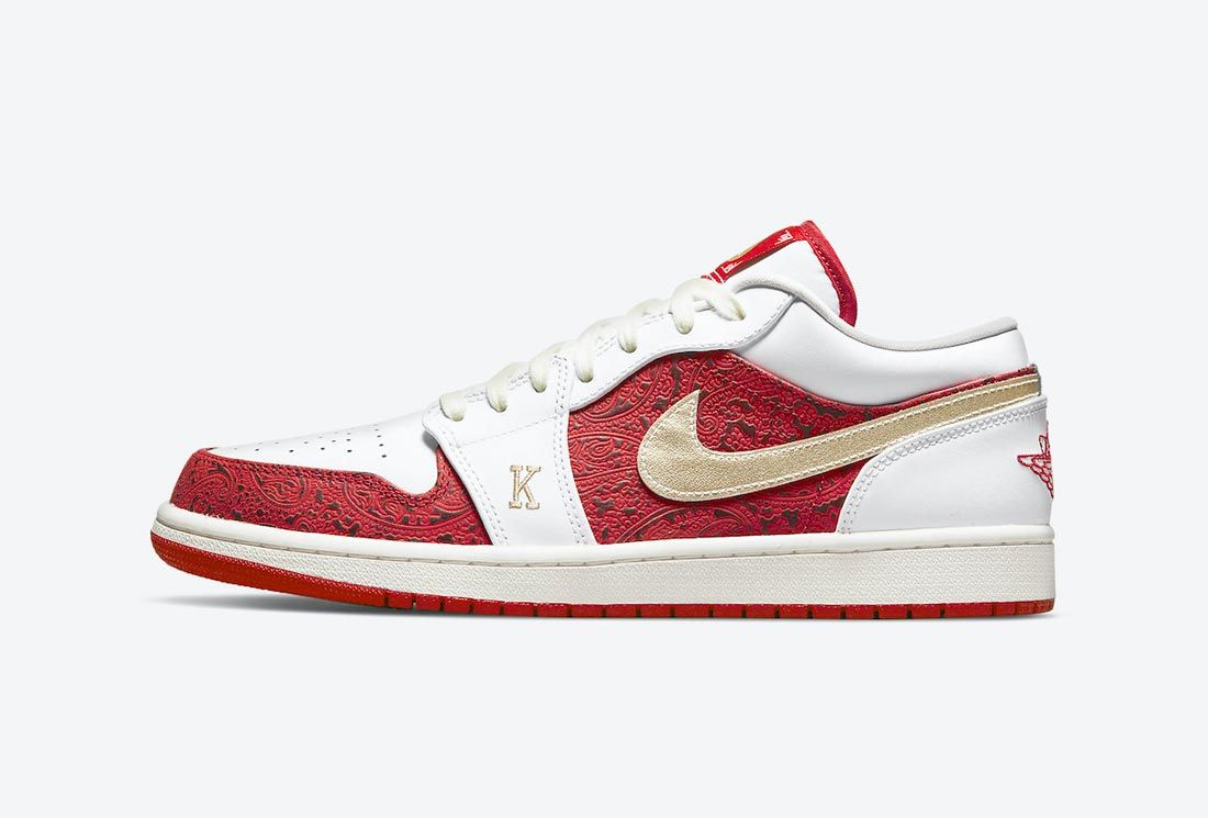 Air Jordan 1 Low 'Spades'