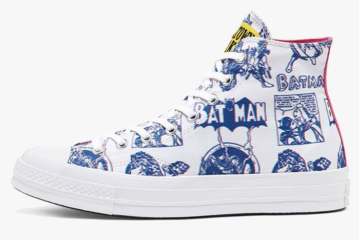 Chinatown Market Batman Chuck 70 White 3White Official