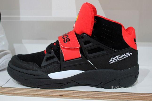 Adidas Mutombo Tr Block First Look Black Profile 1