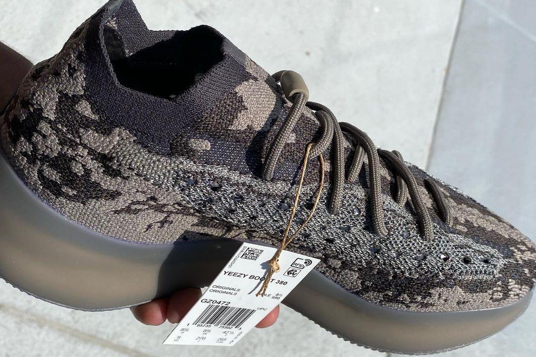 adidas Yeezy Boost 380 'Stone Slate'