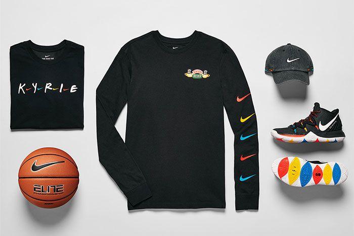Nike Kyrie 5 Friends Apparel