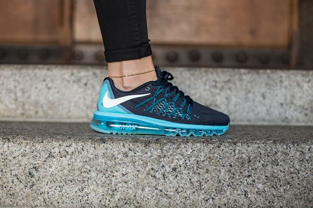 Nike Air Max 2015 Wmns Polar Blue Blue Legend 4