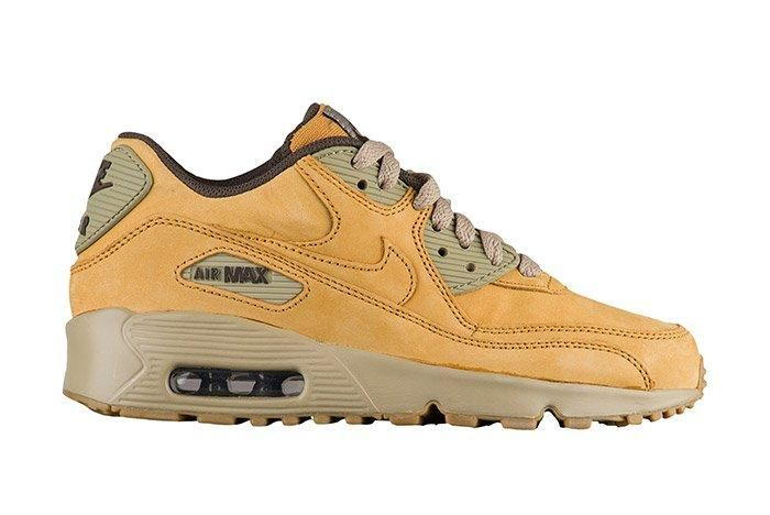Nike Air Max 90 Winter Prm Wheat 3