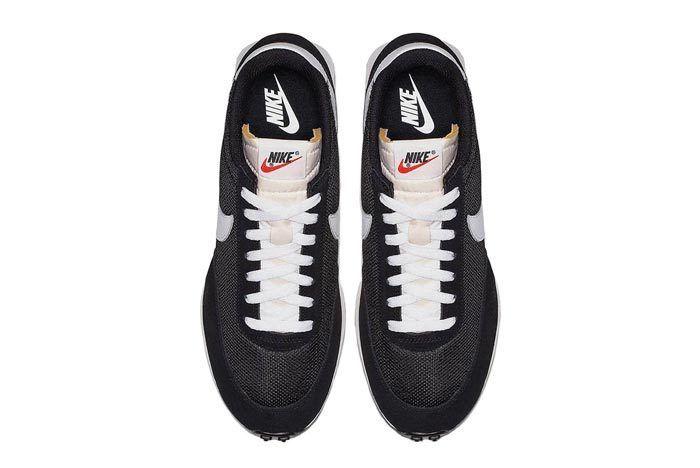 Nike Air Tailwind Black White 3