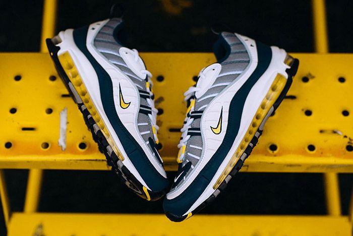 Nike Air Max 98 Tour Yellow 2018 Og 8