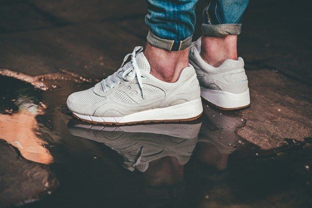 Saucony Irish Coffee Pack On Foot 5 640X4271