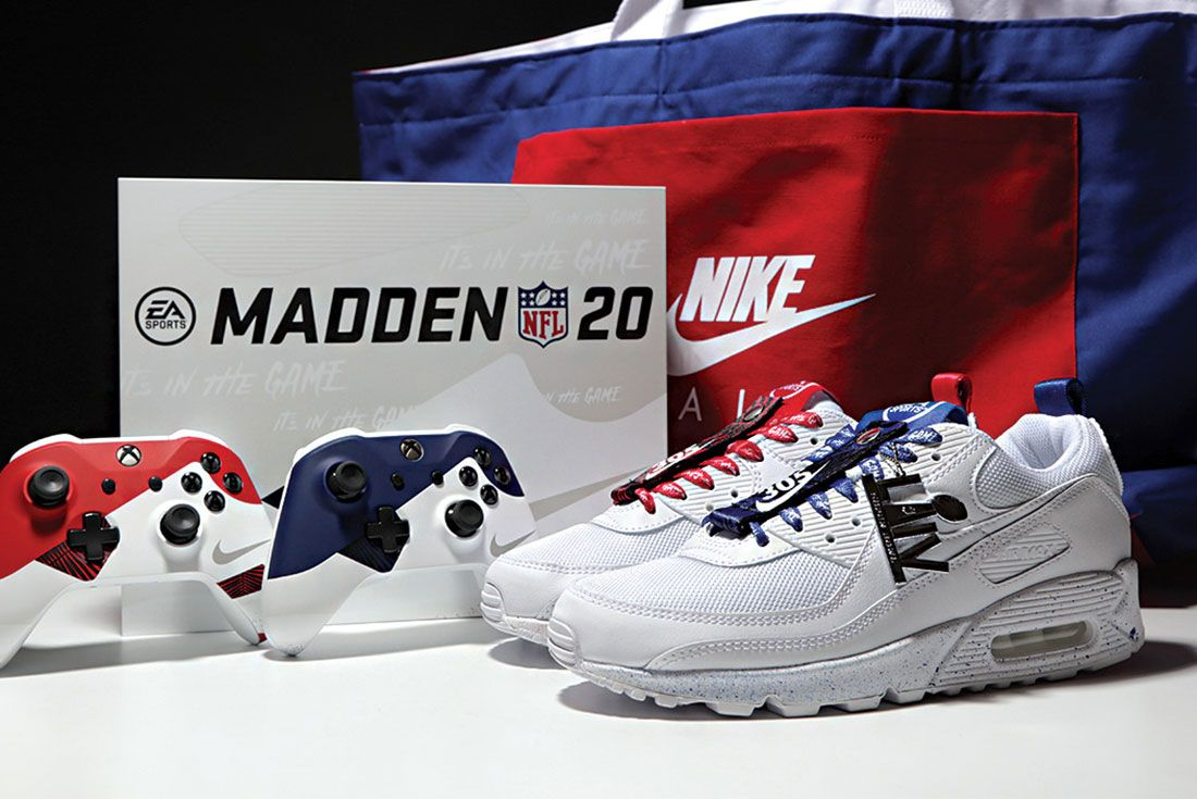 Air Max 90 Super Bowl Hero