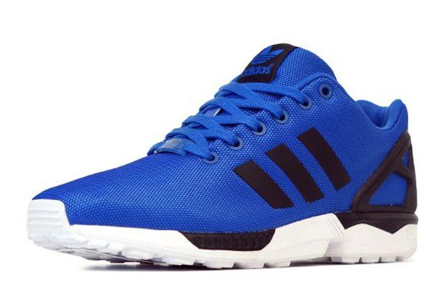 Adidas Originals Zx Flux Satellite Blue 1