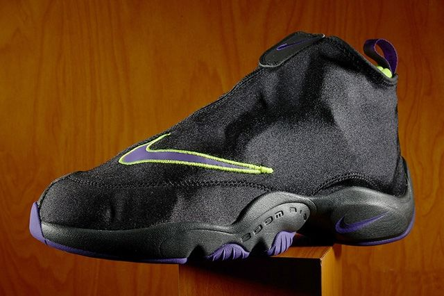 Nike Air Zoom Flight The Glove Lakers 5