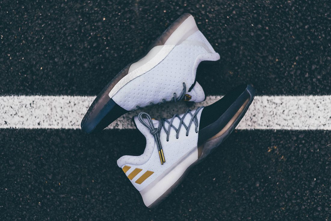 Adidas Harden Vol 1 Disruptor4