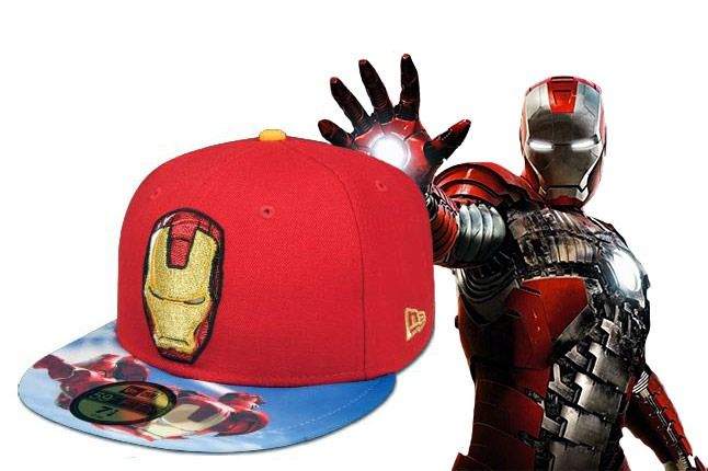 New Era Iron Man2 2 1