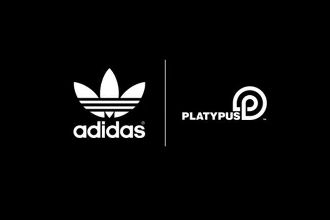 Adidas Originals Platypus Store Installation 1