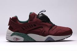 Puma Disc Blaze Burgandy Thumb