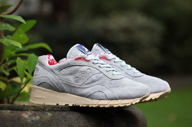 Bodega Saucony Shadow 6000 Sweater Pack 3