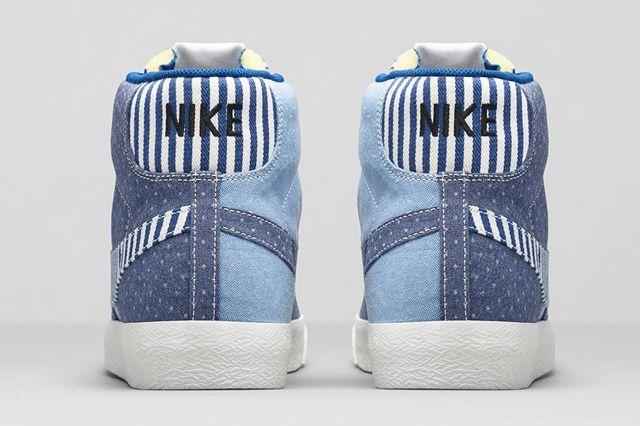 Nike Blazer Mid Vintage Patchwork Bump 1