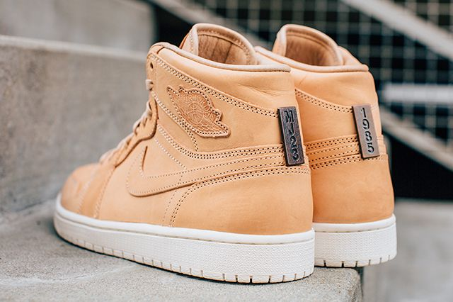 Air Jordan 1 High Pinnacle Vachetta Tan7