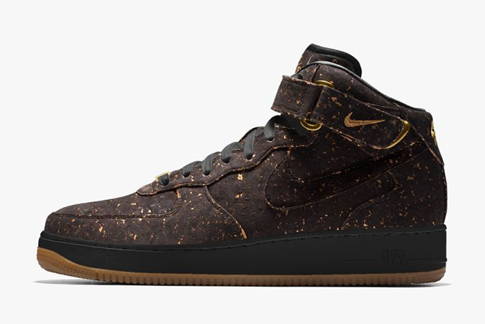 Nike Celebrate Warriors Championship Win With Nikei D Premium Cork Collection