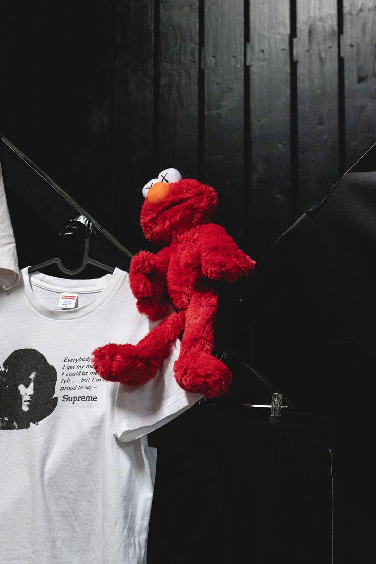 Sneakerness Zurich 2019 Event Recap 32 Elmo