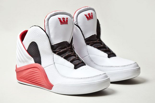 Spectre By Supra White Red Blk 2 1