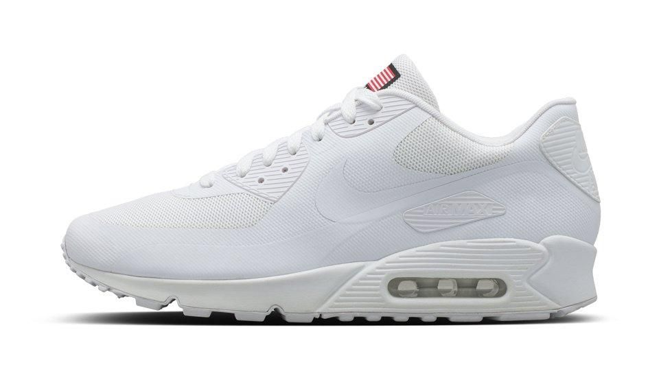 Air Max 90 22 Independence Day22 White 2
